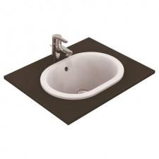 Ideal Standard Connect umywalka wpuszczana w blat owalna 48cm biała - 553200_O1