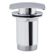 Omnires korek klik-klak do syfonu umywalkowego chrom - 768016_O1