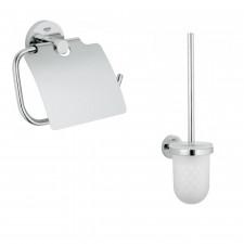 Grohe Essentials Zestaw akcesoriów łazienkowych (40374001 +40367001) - 472178_O1