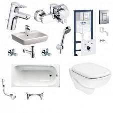Kompletna łazienka Koło Style + Kaldewei + Kludi Pure&Easy - 456028_O1