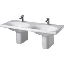 Ideal Standard Daylight umywalka podwójna 130cm Ideal Plus biała - 576203_O1