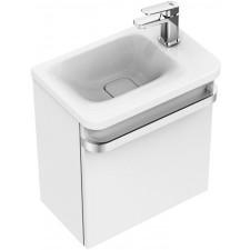 Ideal Standard Tonic II Guest umywalka asymetryczna prawa 45x31cm biała - 576331_O1