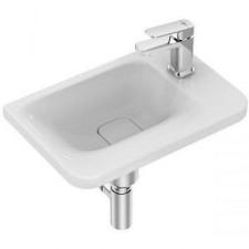 Ideal Standard Tonic II Guest umywalka prawa 45x31cm biała - 576189_O1
