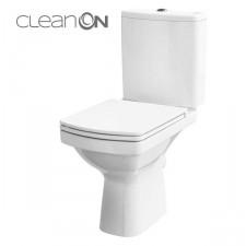 Cersanit Easy kompakt 599 Clean On 010 3/5 deska dur antyb wo łw box - 762604_O1