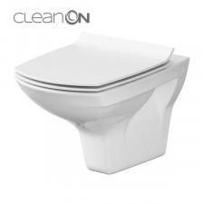 Cersanit Carina miska wc wisząca Clean On bez deski box - 762701_O1