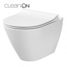 Cersanit City miska wc wisząca Clean On bez deski box - 762680_O1