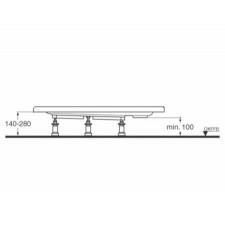 Ideal Standard uniwersalne nogi do brodzika - 368415_O1
