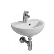 Koło Rekord umywalka 40cm bez otworu biała - 6140_O1