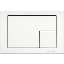 Cersanit Link przycisk kwadrat biały - 763082_O1