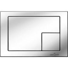 Cersanit Link przycisk kwadrat chrom błysk - 762550_O1