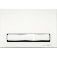 Cersanit Hi-Tec przycisk blick biały - 762662_O1