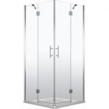 Deante Abelia kabina kwadratowa, szkło transparentne z powłoką, 90x90 - 553638_O1