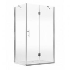 Deante Abelia kabina prostokątna, szkło transparentne z powłoką, 80x120 - 553642_O1