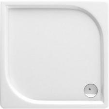 Deante Cubic brodzik kwadratowy, akrylowy, 3 cm głębokości, płaski 90x90 - 462456_O1