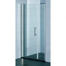 Deante Moon drzwi uchylne, szkło transparentne z powłoką, profil 30+70 chrom - 462461_O1
