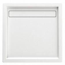 Deante Minimal brodzik kwadratowy, akrylowy, 3 cm głębokości, płaski 90 - 553673_O1