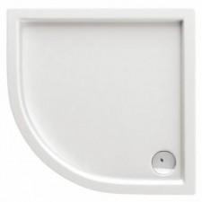 Deante Minimal brodzik półokrągły, akrylowy, 3 cm głębokości, płaski 90 - 553679_O1