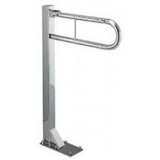 Koło Lehnen Funktion poręcz WC uchylna łukowa stojąca matowa - 6661_O1