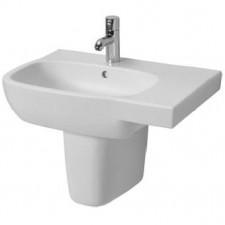 Koło Style umywalka asymetryczna lewa 65cm z otworem Reflex - 5921_O1