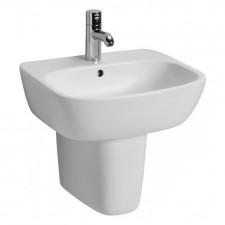 Koło Style umywalka 50cm z otworem biała - 5908_O1