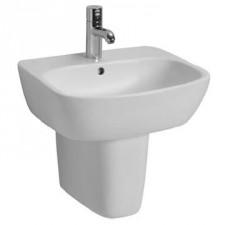 Koło Style umywalka 50cm z otworem biała Reflex - 5909_O1