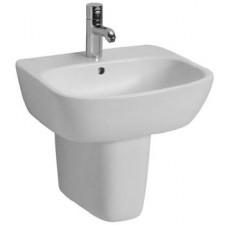 Koło Style umywalka 55cm z otworem biała - 5910_O1