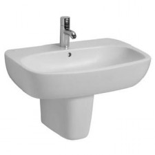 Koło Style umywalka 70cm z otworem biała Reflex - 5915_O1