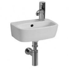 Koło Style umywalka 36cm z otworem biała Reflex - 5907_O1