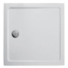 Ideal Standard Idealite brodzik 76x76cm lewy płaski biały - 552216_O1