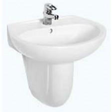 Koło Idol umywalka 60cm bez otworu biała - 6182_O1