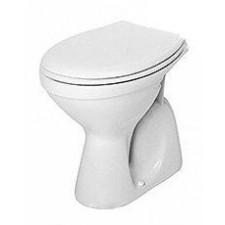Koło Idol miska WC kompaktowa lejowa odpływ pionowy biała - 429404_O1