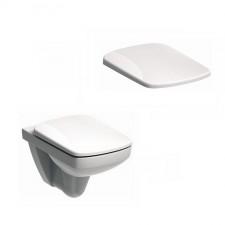 Koło Nova Pro Zestaw miska WC wisząca z deską wolnoopadającą biała (M33103000+M30116000) - 488918_O1