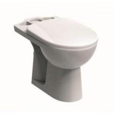 Koło Nova Pro miska WC kompaktowa lejowa odpływ poziomy - 488229_O1