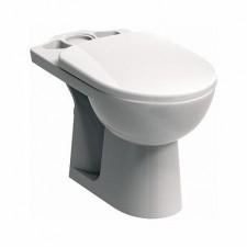 Koło Nova Pro miska WC kompaktowa lejowa Rimfree odpływ poziomy - 573364_O1
