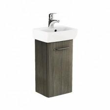 Koło Nova Pro umywalka 36cm z szafką szary jesion - 573159_O1