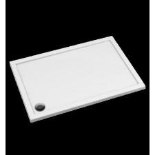 Omnires Merton brodzik akrylowy biały - 768113_O1