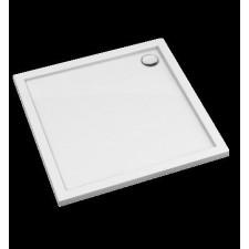 Omnires Merton brodzik akrylowy biały - 768138_O1