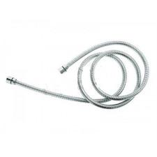 Deante wąż prysznicowy rozciągliwy z anti-twist 1,50 m. chrom - 429794_O1