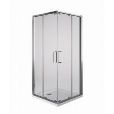 Koło ULTRA Kabina kwadratowa drzwi przesuw 80cmO1