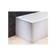 Koło Unit2 panel boczny mdf do wanny 70cm biały - 429413_O2