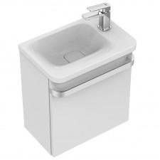 Ideal Standard Tonic II szafka pod umywalkę 45cm drzwi prawe biały połysk - 576770_O1