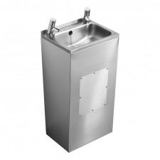 Ideal Standard Denholm umywalka w osłonie stal nierdzewna - 577100_O1