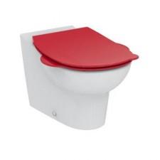 Ideal Standard Contour 21 deska sedesowa WC 305 czerwona - 576786_O1