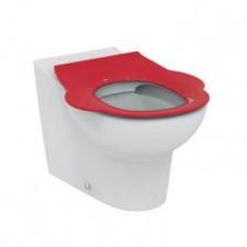 Ideal Standard Contour 21 deska sedesowa WC 305 czerwona - 576691_O1