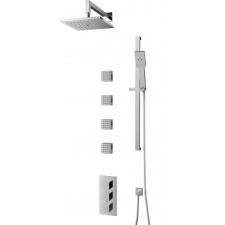 Omnires Fresh system prysznicowy podtynkowy chrom - 768403_O1