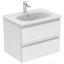 Ideal Standard TESI szafka wisząca umywalkowa z dwoma szufladami BIAŁY MAT 60X44X49 - 768528_O1