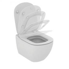 Ideal Standard Tesi miska WC wisząca z ukrytymi mocowaniami AquaBlade 53.5x36.5cm biała - 737708_O1