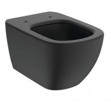 Ideal Standard Tesi miska wisząca WC aquablade czarny mat - 832348_O1