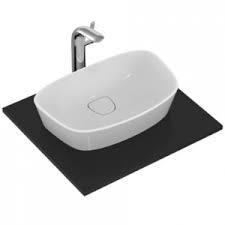 Ideal Standard Dea umywalka nablatowa 52cm bez przelewu biała - 525735_O1