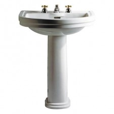Ideal Standard Calla umywalka 69x58cm 3-otworowa biała - 418097_O1